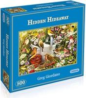 Hidden Away Puzzel (500 stukjes)