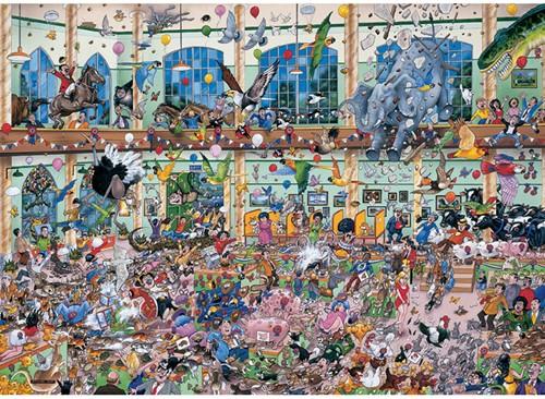 I Love Pets Puzzel (1000 stukjes)