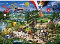 I Love the Country Puzzel (1000 stukjes)-2
