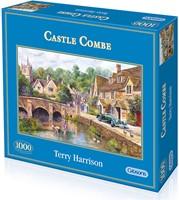 Castle Combe Puzzel (1000 stukjes)