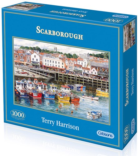 Scarborough Puzzel (1000 stukjes)