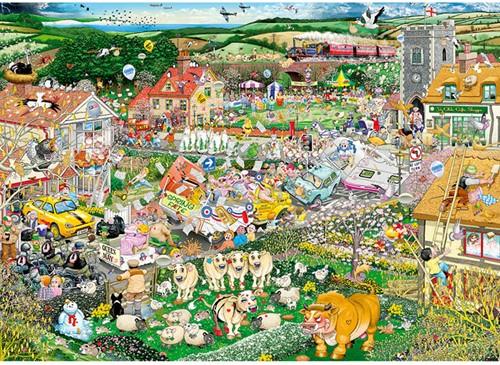I Love Spring Puzzel (1000 stukjes)