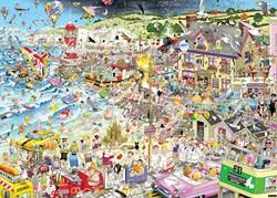 I Love Summer Puzzel (1000 stukjes)