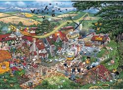 I Love the Farmyard Puzzel (1000 stukjes)