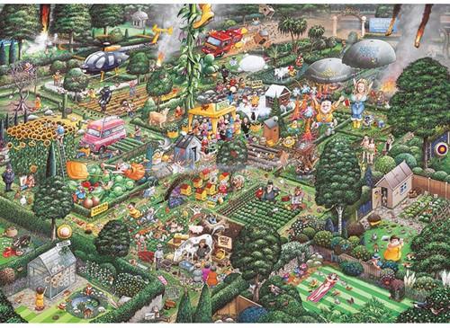 I Love Gardening Puzzel (1000 stukjes)