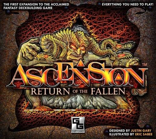Ascension - Return of the Fallen-1