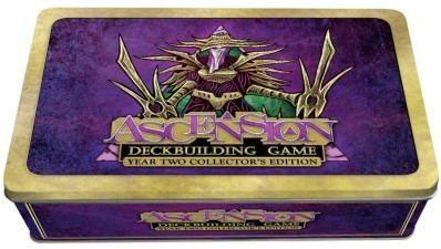 Ascension Deck Building Game Y2 Collectors Edition