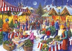Christmas Fayre Puzzel (1000 stukjes)