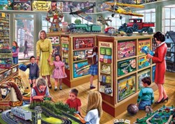 The Toy Shop Puzzel (1000 stukjes)