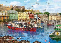 Cobh Harbour Puzzel (1000 stukjes)
