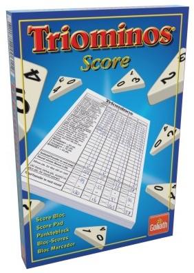 Triominos Scoreblok