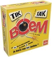 Tik Tak Boem (Open geweest)