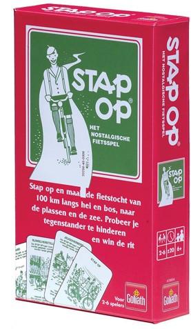 Stap Op