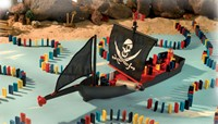 Domino Express Pirate Sea Battle-2