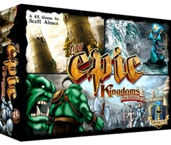 Tiny Epic Kingdoms 2nd Edition