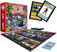 Villains and Vigilantes Card Game-1