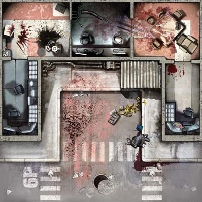 Zombicide - Season 2 Prison Outbreak
