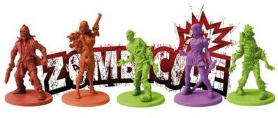 Zombicide - Toxic City Mall Expansion-2