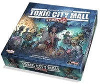 Zombicide - Toxic City Mall Expansion-1