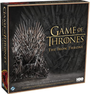 Game of Thrones - The Iron Throne-1