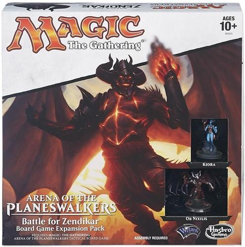 MTG Boardgame - Battle of Zendikar Expansion-1