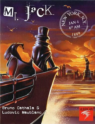 Mr. Jack in New York
