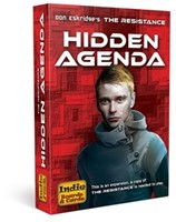 The Resistance - Hidden Agenda Uitbreiding-1
