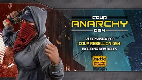Coup Rebellion G54 - Anarchy Uitbreiding