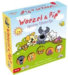 Woezel & Pip - Spelen Tikkertje