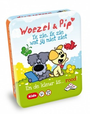 Woezel & Pip - Ik Zie Ik Zie