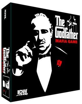 The Godfather Mafia Cardgame