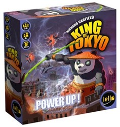 King of Tokyo - Power Up Expansion (Engels)