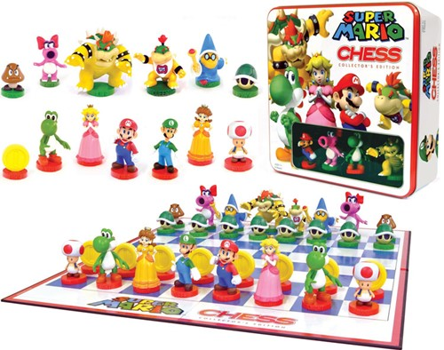 Super Mario Schaakspel (Collector Editie)-2