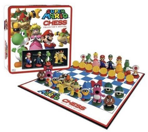 Super Mario Schaakspel (Collector Editie)-3