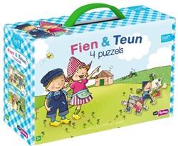 Fien & Teun Puzzel van LIEF! (4 in 1)