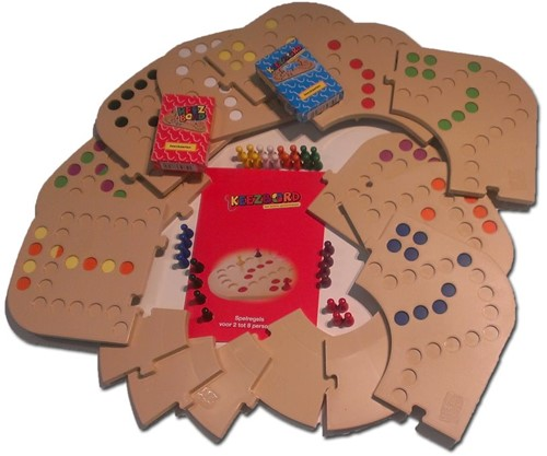 Keezbord Totaalbox Kunststof-2