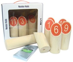 Bex Numbers Kubb Basic