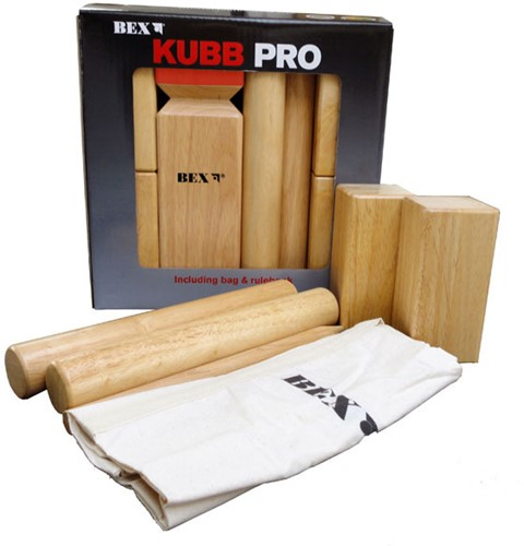 Kubb Pro (Rode Koning)