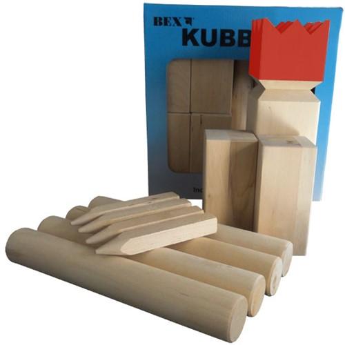 Kubb Semi Pro (Rode koning)-1