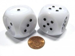 Paar Tactile Dice