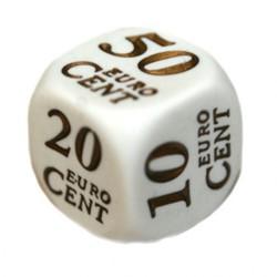 Euro Dobbelstenen (6 stuks)