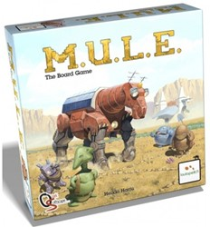 M.U.L.E. The Boardgame