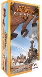 Colt Express - Uitbreiding 1 Paarden en Postkoets