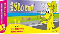 Little Storm - Leer alles over: Buiten Spelen