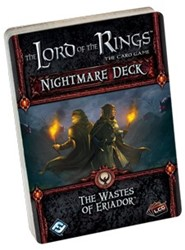 Lord of the Rings - The Wastes of Eriador Nightmare Deck