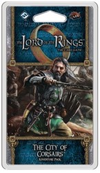 Lord of the Rings - The City of Corsairs Adventure Pack