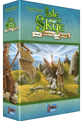 Isle of Skye - From Chieftain to King