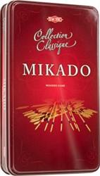 Mikado in tin box