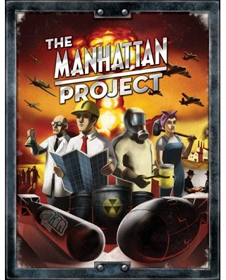 Manhattan Project Board Game