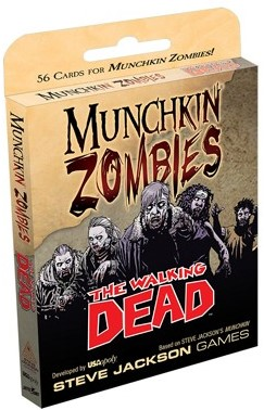 Munchkin Zombies - Walking Dead Expansion